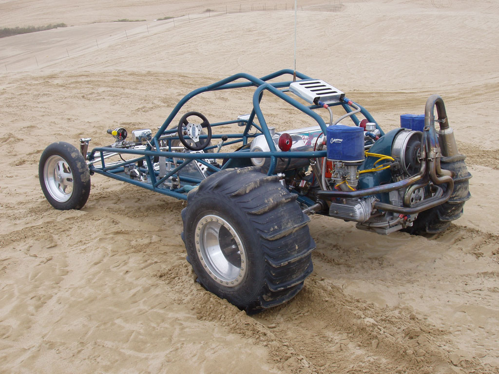 Vw dune buggy sand rail - photo#18
