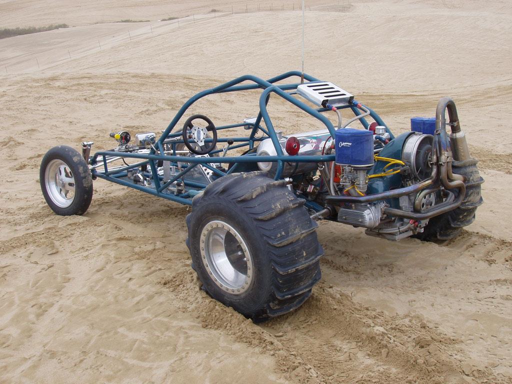 Vw dune buggy sand rail - photo#18